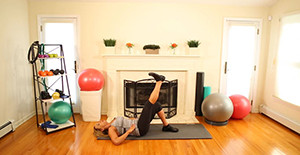 Legs and Butt Exercises