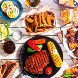 10 TIPS TO SURVIVE SUMMER BARBECUES