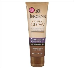 How to apply self tanner without streaking B