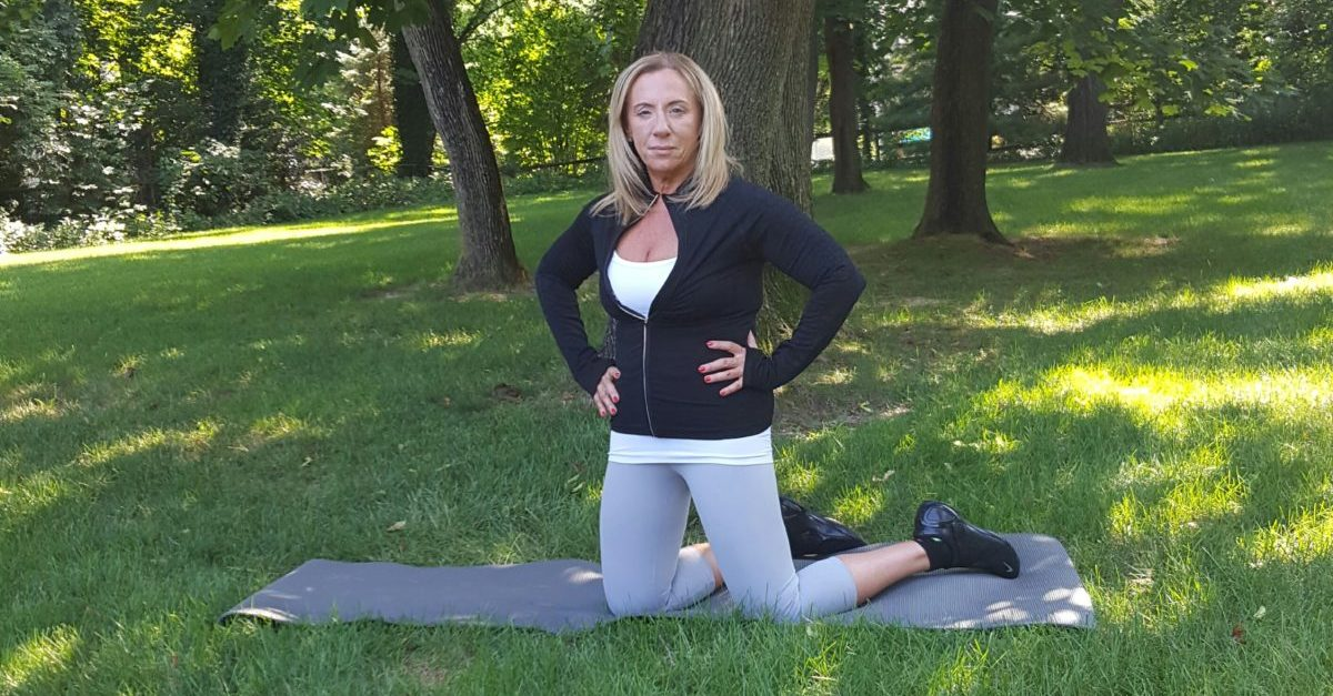 Exercise clothes for women over 50