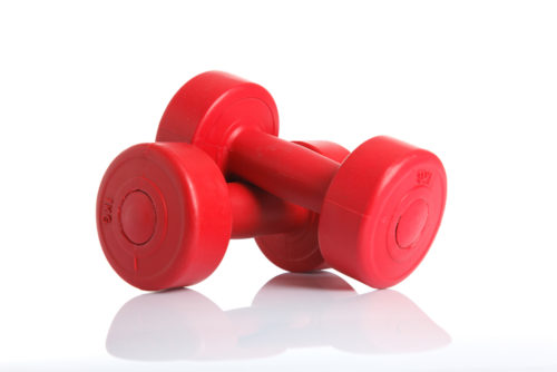 red weights