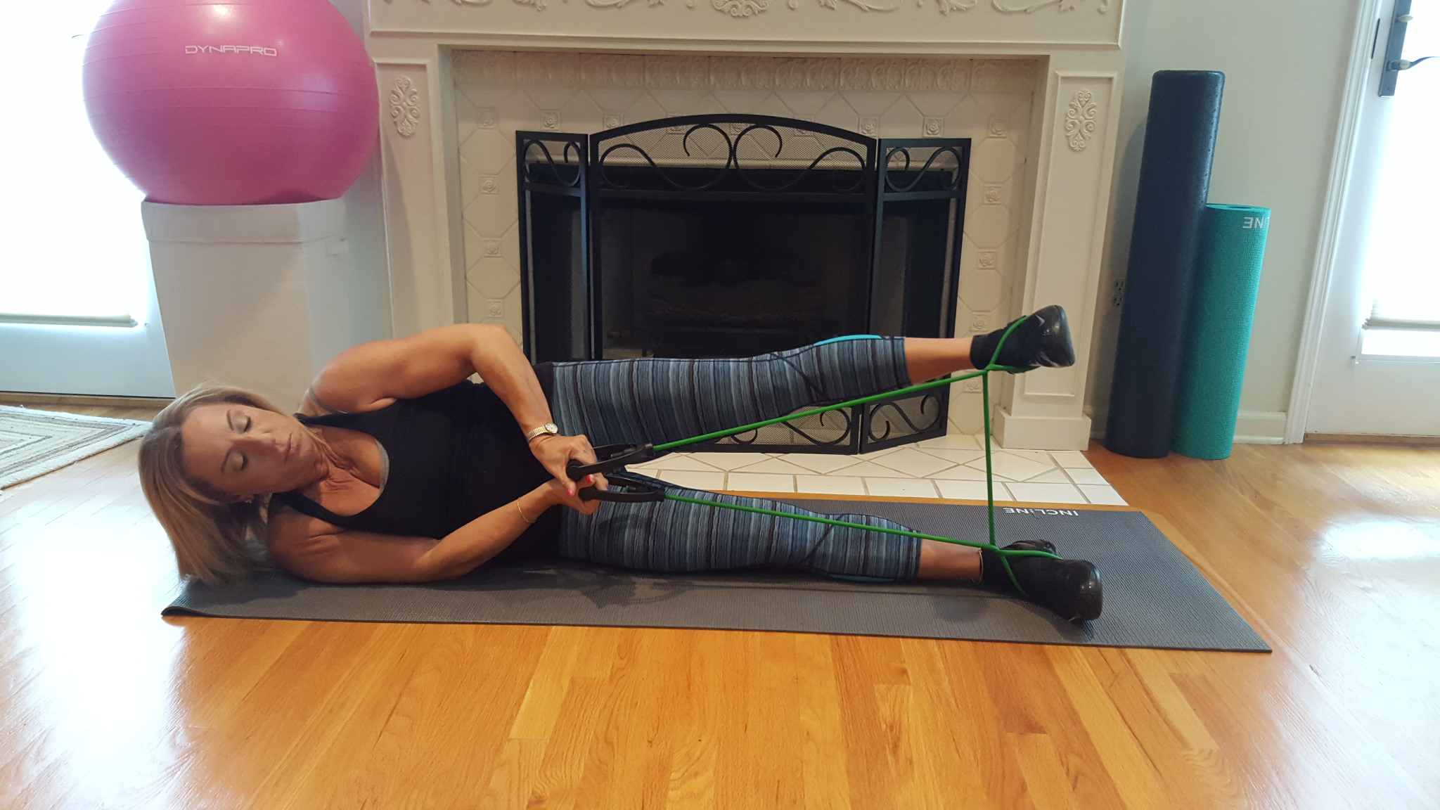 DYNAPRO resistance band - followPhyllis