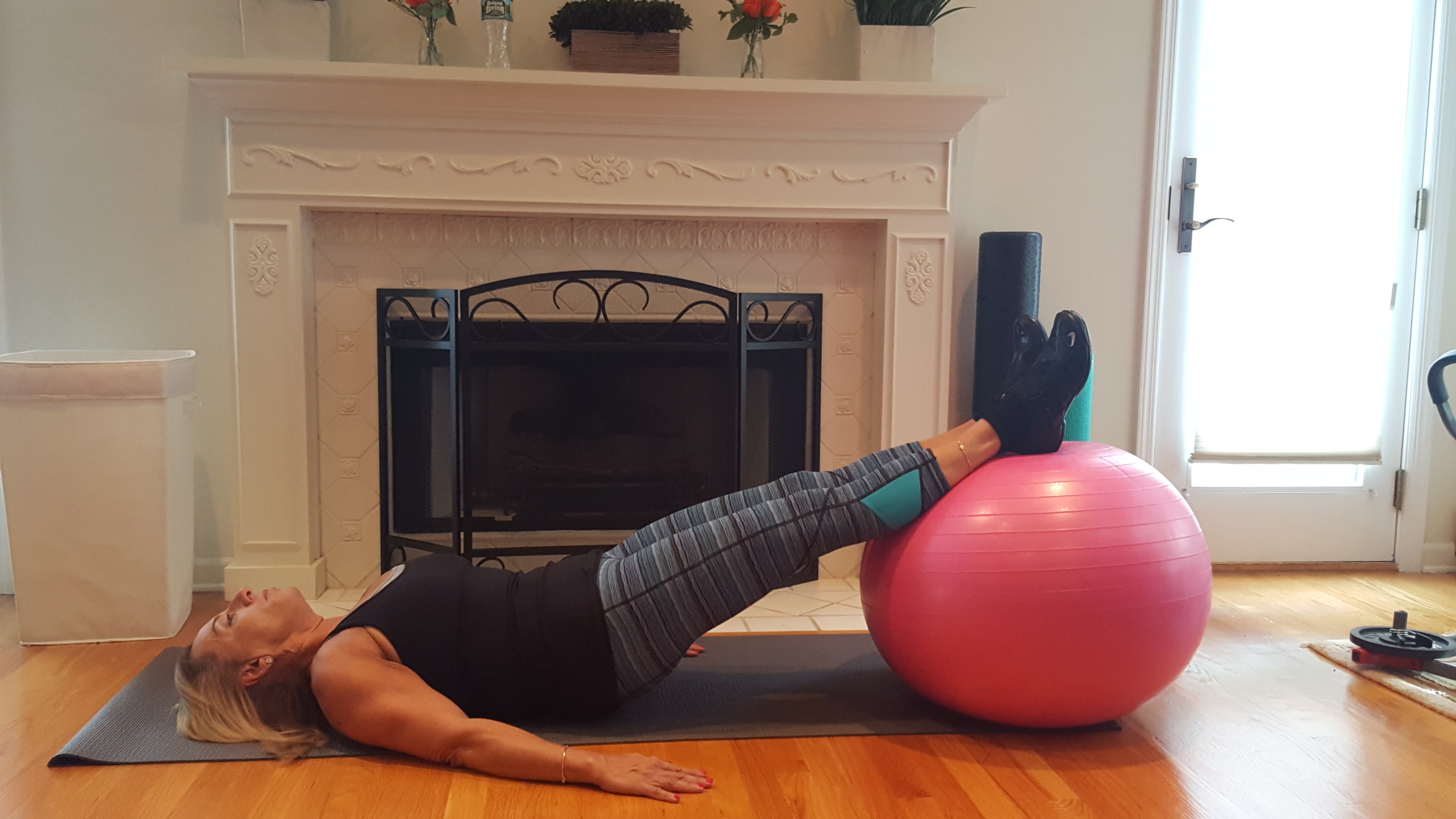 DYNAPRO exercise ball - followPhyllis