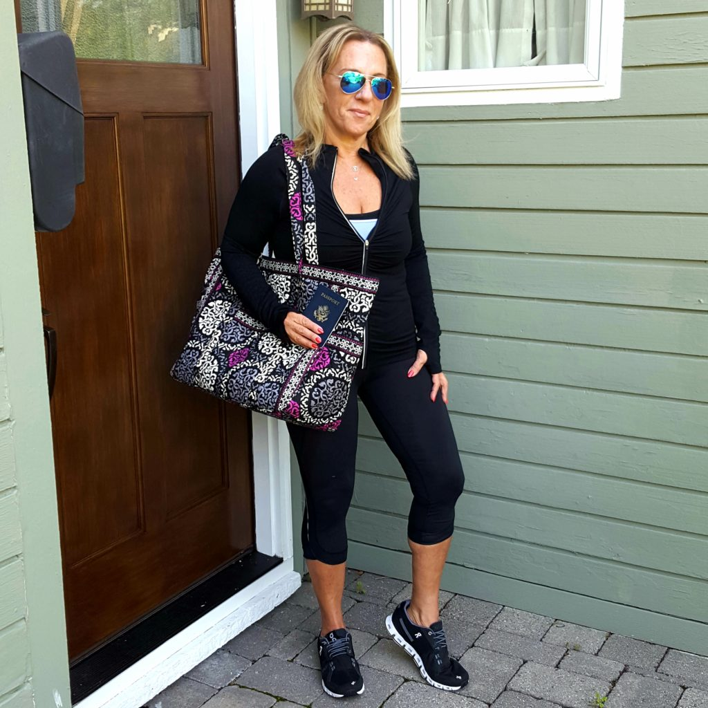 working out on vacation shouldn't ne complicated - followPhyllis