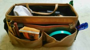 BAG ORGANIZER - followPhyllis