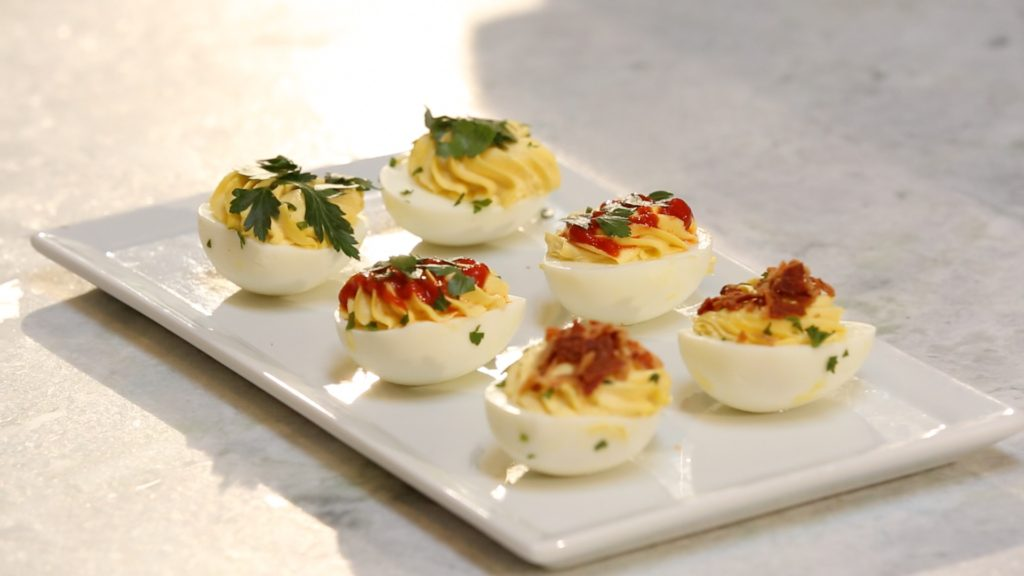 Deviled eggs - followPhyllis