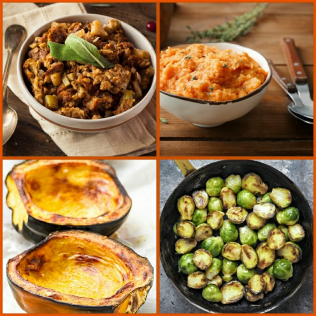 Healthy Thanksgiving Sides - followPhyllis