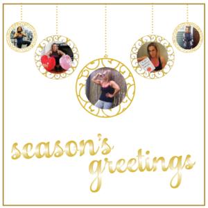 Season's Greetings post - followPhyllis