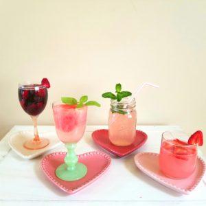 4 GUILTLESS VALENTINE'S COCKTAILS - followPhyllis
