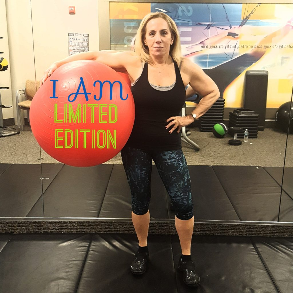 I am Limited Edition - followPhyllis