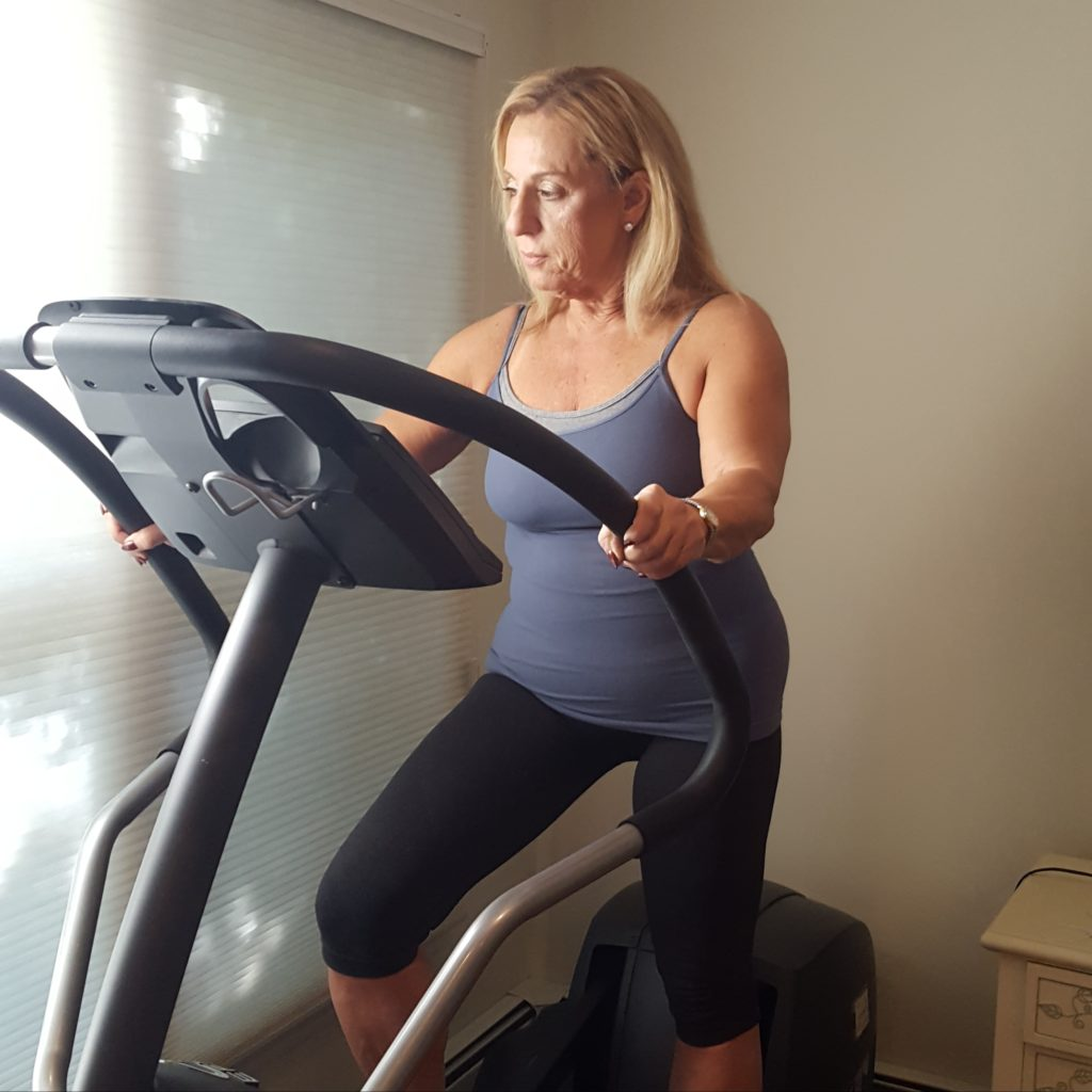 followPhyllis - cardio for women over 50