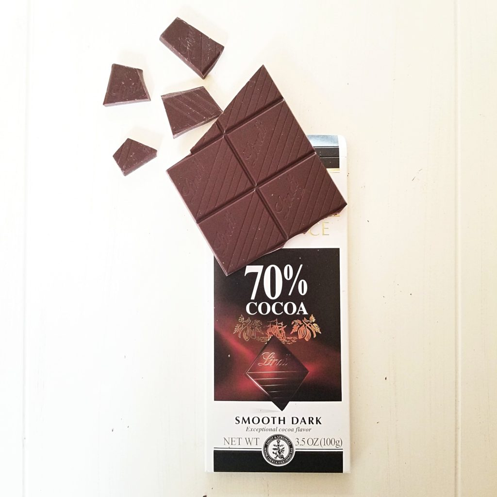 7 Best Foods for Women Over 50 dark chocolate - followPhyllis