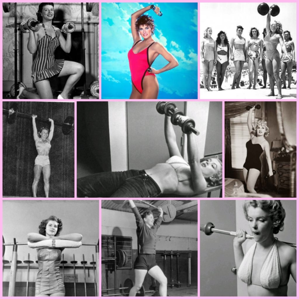 The Best Kept Workout Secrets of Old Hollywood - followPhyllis