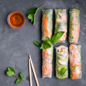 super simple summer rolls hp - followPhyllis