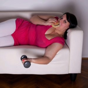 7 ways to start exercising if you're an overweight woman hp - followPhyllis