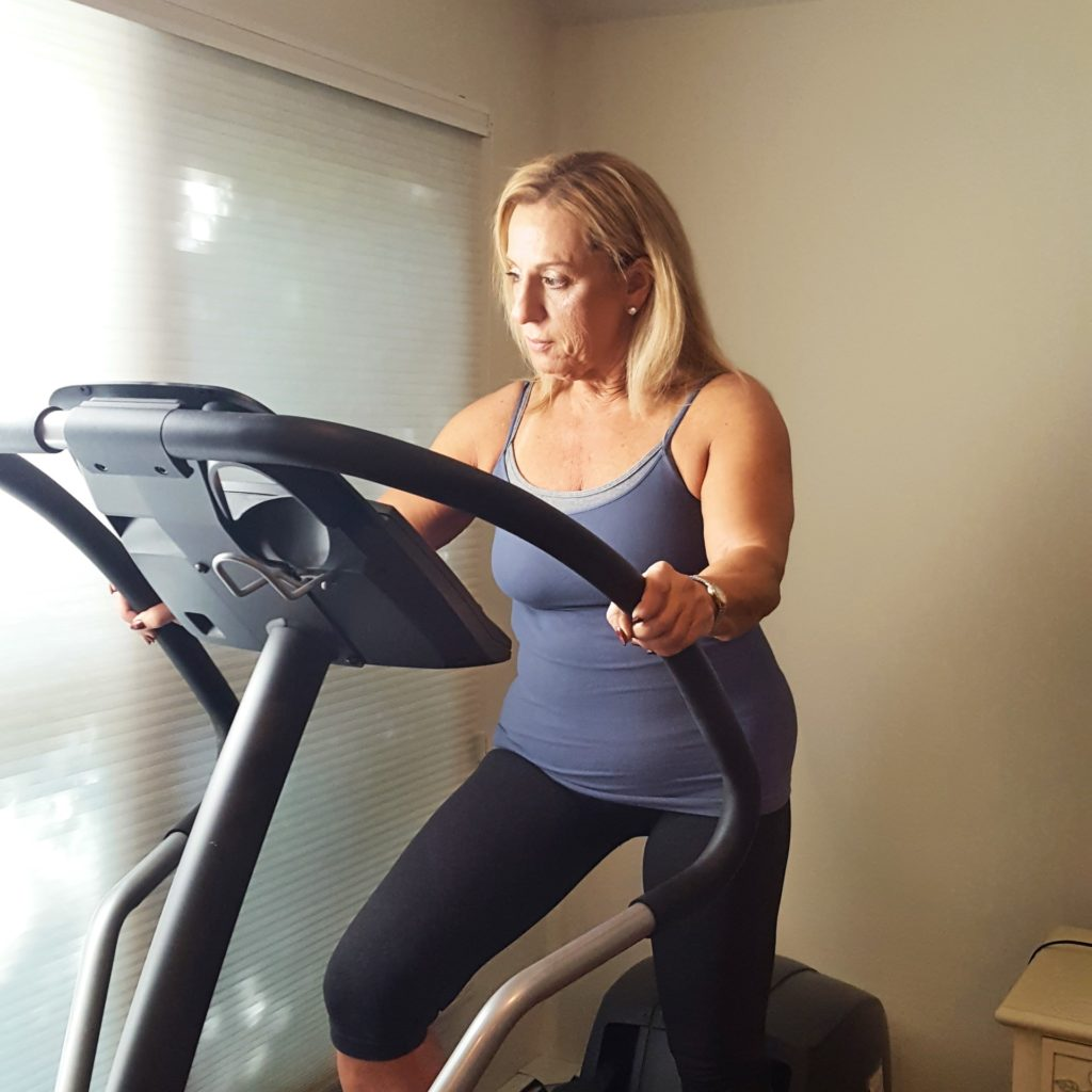 How to make a home gym elliptical - followPhyllis