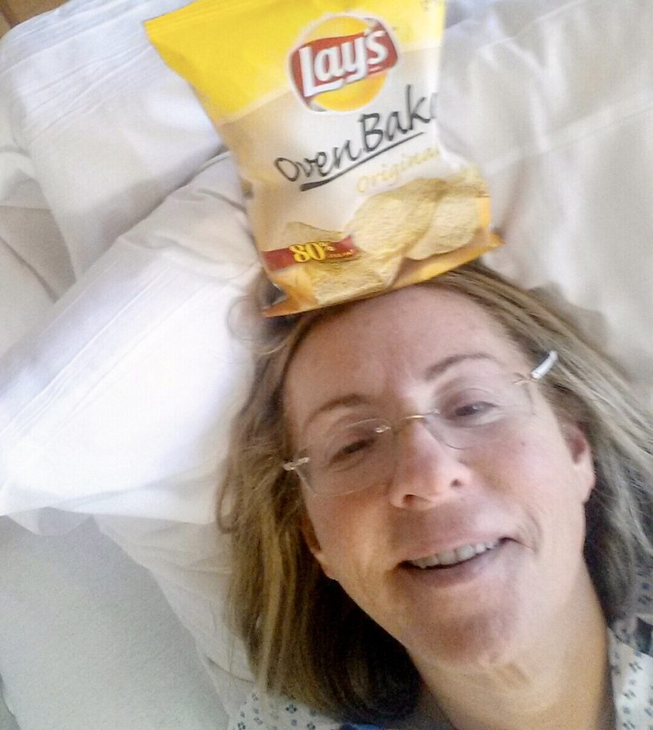 How to survive surgery when you're over 50 chips - followPhyllis