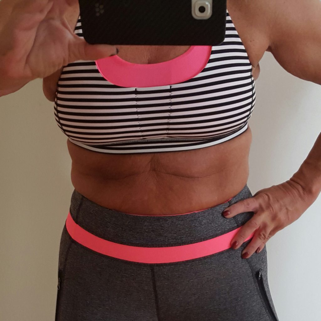 Five Lies About Women and Fitness abs - followPhyllis