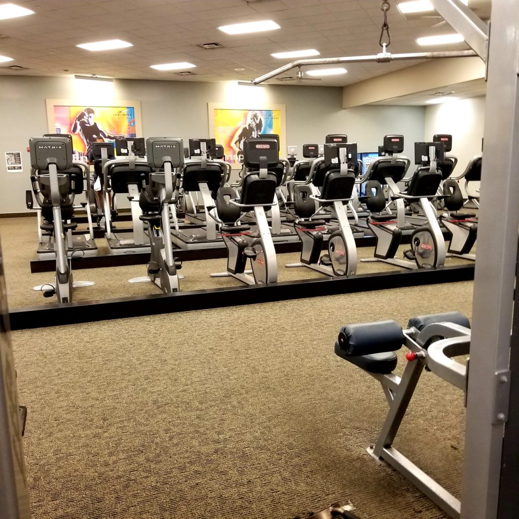 5 WAYS TO CHOSE THE RIGHT GYM FOR YOU cardio - followPhyllis