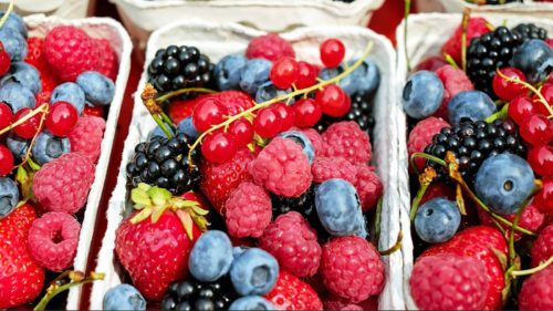 Eating for Hydration Berries - followPhyllis