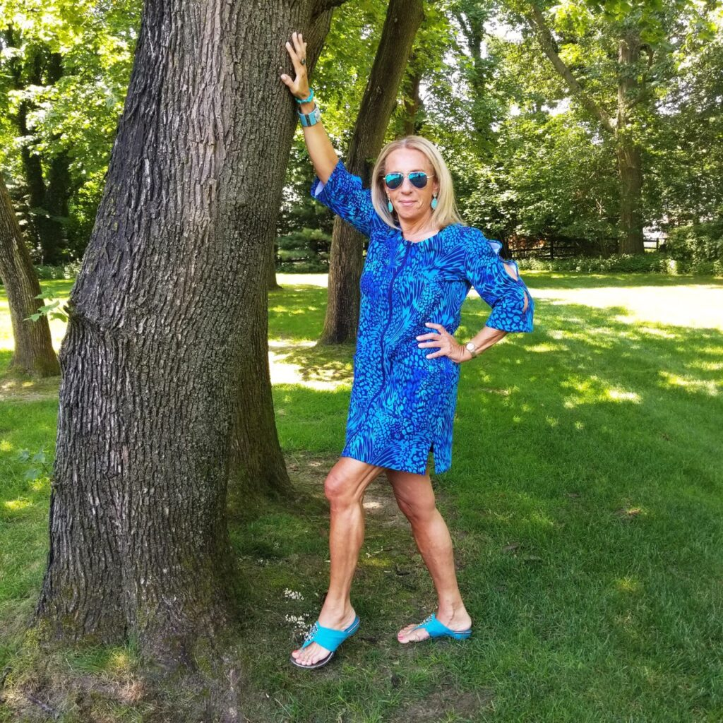 Ageless Style Timeless Turquoise for Summer - followPhyllis