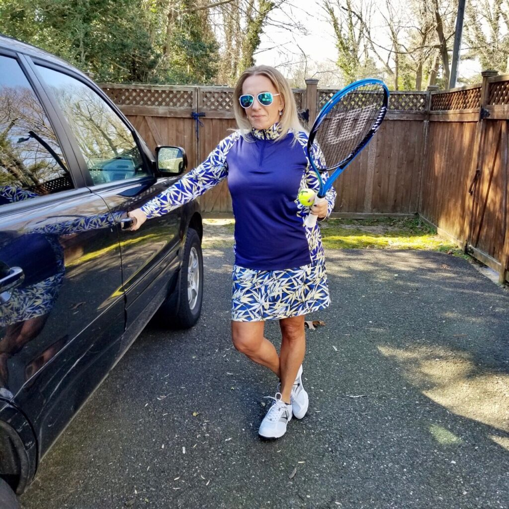 Spring into New Beginnings with National (tennis car a) - folloqPhyllis