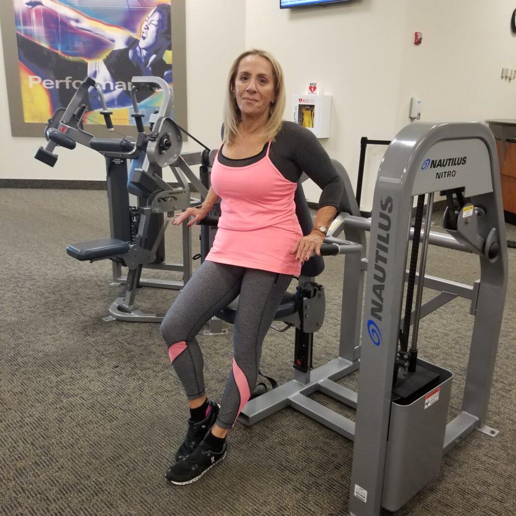 I am a Bodybuilder 1 - Phyllis Lerner